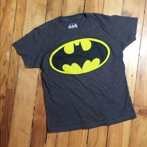 DC Comics Shirts & Tops - DC Comics kids Batman T-shirt Size XS (4/5)